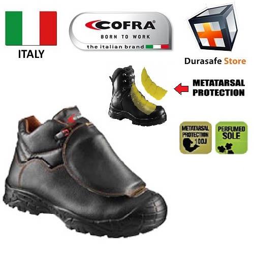 Cofra 6P9000 Cover Metatarsal Black