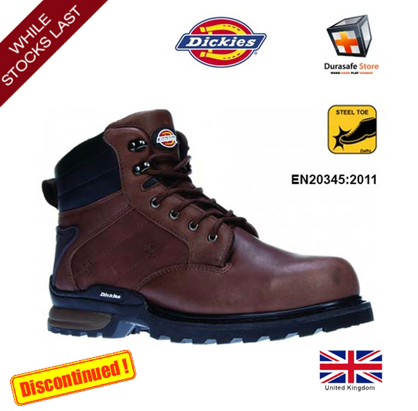 Dickies FD9209 Canton Safety Boots