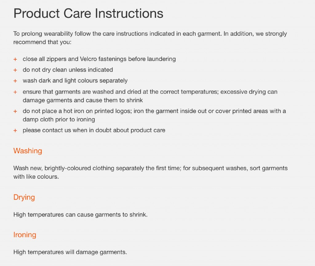 Product Care Instructions-01