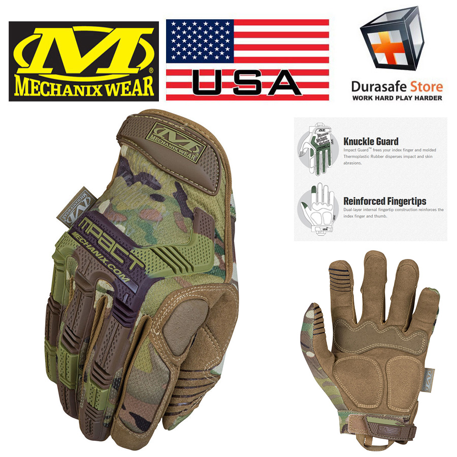 SIZE LARGE Fast Fit Work Gloves MECHANIX WEAR Brand New With Tags