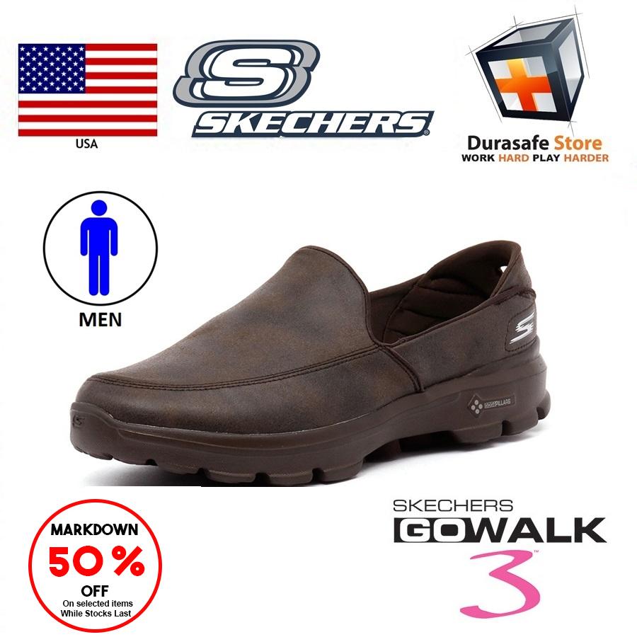 skechers men go walk