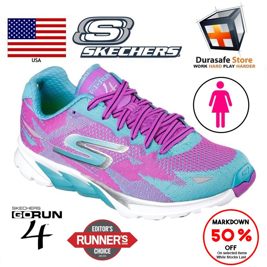 SKECHERS 13996 GO Run 4 Women Shoe