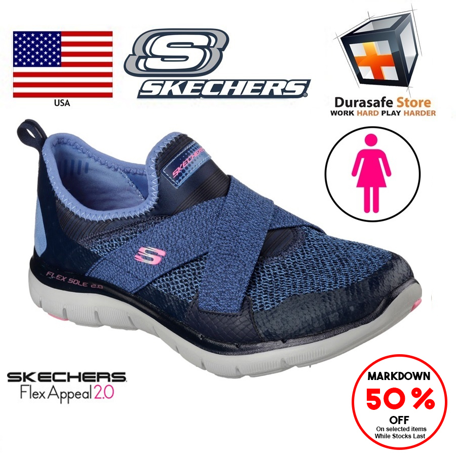 SKECHERS 12752 Women's Flex Appeal 2.0