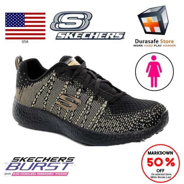 SKECHERS 12438 Women's Burst Shoes