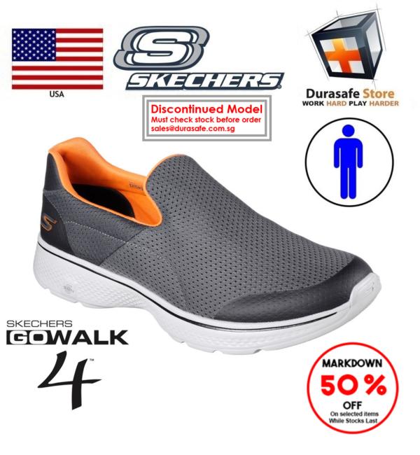 SKECHERS 54152 Men's Go Walk 4