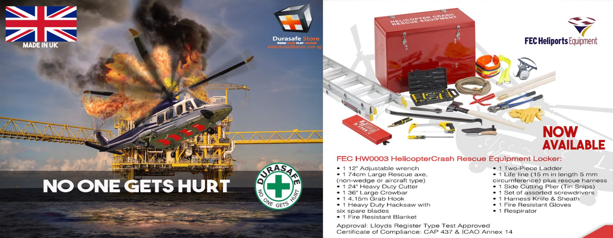 FEC Helicopter