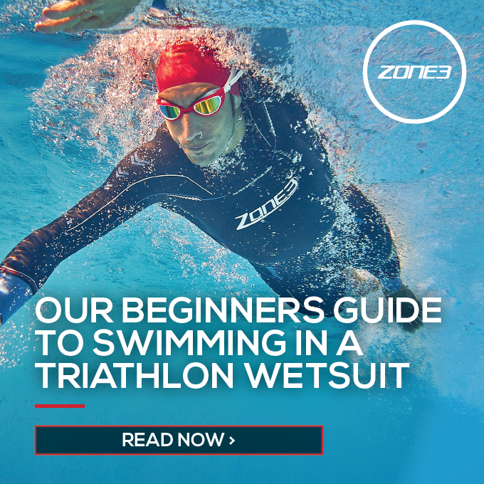 Swimming in a Triathlon Wetsuit