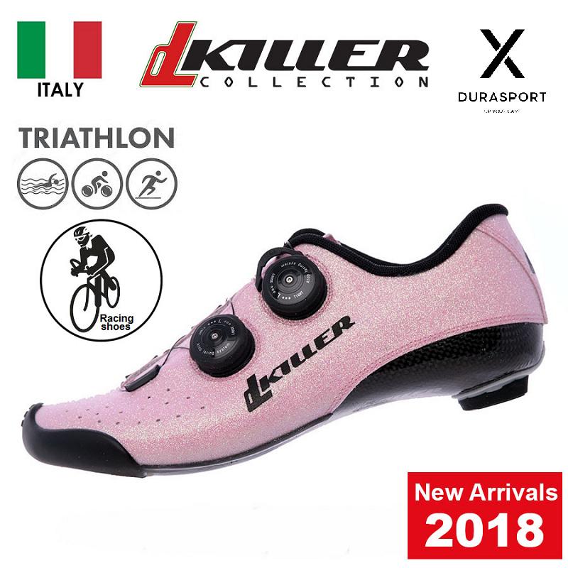 DL KILLER KS1 Cycling Race Shoe Pink Size 38-43, Italy ...