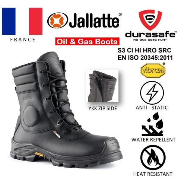 4198acb9b76 JALLATTE 00JJV28 JALARCHER SAS Safety Rigger Boots Size 38 - 47