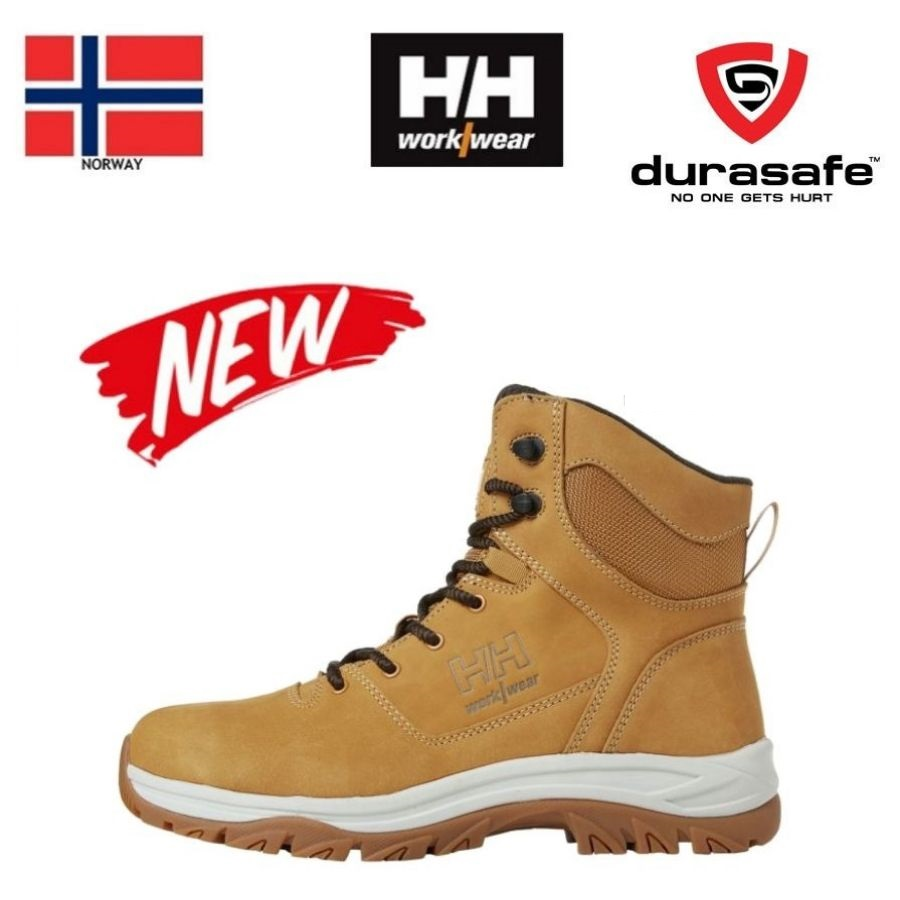 sports shoes ee878 3aa96 Helly Hansen 78264 Ferrous Boots - Durasafe Shop